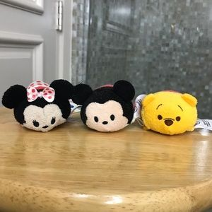 Disney TsumTsum mini plush ✨
